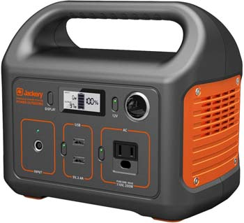2: Jackery Portable Power Station Explorer 240, 240Wh Backup Lithium Battery