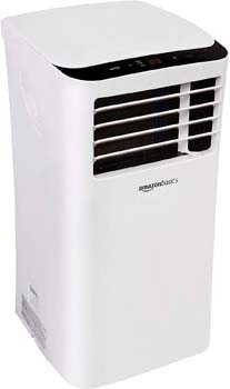 2: AmazonBasics Portable Air Conditioner with Remote - Cools 400 Square Feet, 10,000 BTU