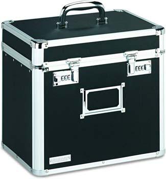 10. Vaultz Locking File Security Box, Letter Size