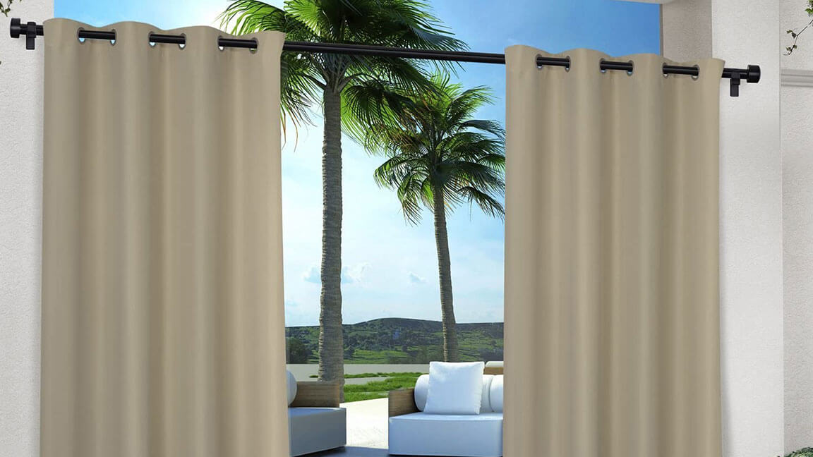 The 10 Best Outdoor Curtains You Ll, What Are The Best Outdoor Curtains