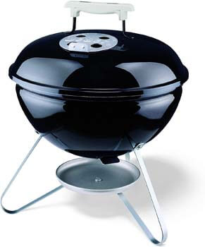 2. Weber 10020 Smokey Joe 14-Inch Portable Grill
