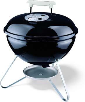 2. Weber 10020 Smokey Joe 14-Inch Portable Grill