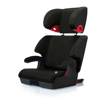 7. Clek Oobr High Back Booster Car Seat with Rigid Latch, Drift