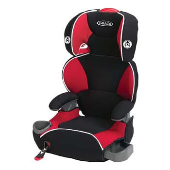 1. Graco Affix Highback Booster Seat with Latch System, Atomic