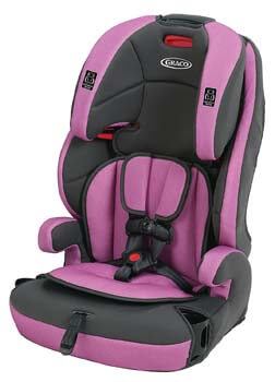 6. Graco Tranzitions 3-in-1 Harness Booster Seat, Kyte