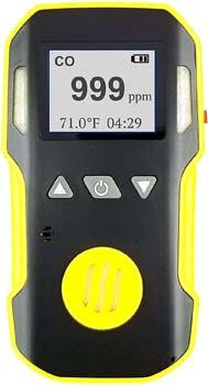 4. FORENSICS DETECTORS Carbon Monoxide CO Meter by Forensics