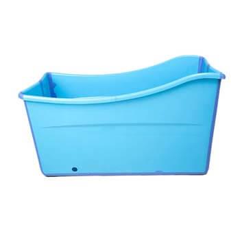 8. Weylan tec Large Foldable Bath Tub Bathtub