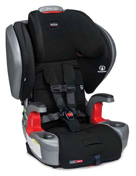 9. Britax Grow with You ClickTight Plus Harness-2-Booster Car Seat