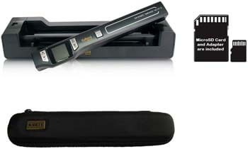 8. VuPoint ST47 Magic Wand Wireless Portable Scanner