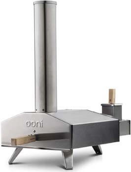 1. Ooni 3 Outdoor Pizza Oven, Pizza Maker, Portable Oven, Outdoor Cooking, Award-Winning Pizza Oven