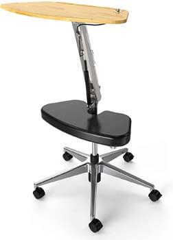 7. RoomyRoc Mobile Laptop Desk/Cart/Stand