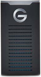 8. G-Technology 1TB G-DRIVE mobile SSD Durable Portable External Storage