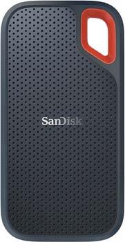 1. SanDisk 2TB Extreme Portable External SSD