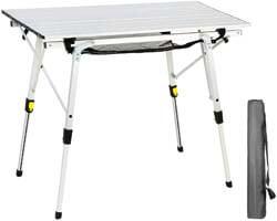 5. PORTAL Outdoor Folding Portable Picnic Camping Table