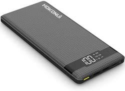 5. Hokonui Portable Charger Power Bank, 20000mAh External Battery Packs Quick Charge QC3.0