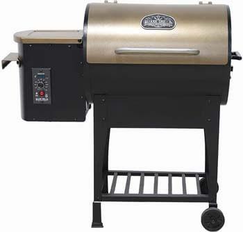 6. Ozark Grills - The Razorback Wood Pellet Grill a Smoker