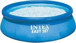 4. Intex Swimming Pool- Easy Set, 8 ft.x30 in.