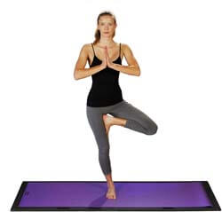 7. LifeBoard - Portable Floor to Enhance Yoga, Pilates or Ballet Barre Exercise
