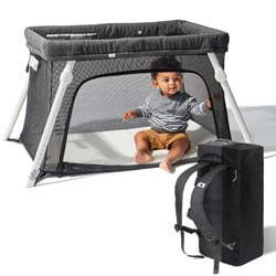 10. Guava Family Lotus Travel Crib