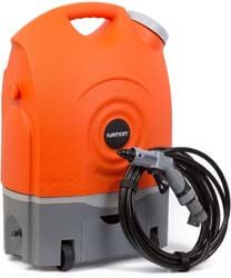 3. Ivation Multipurpose Portable Spray Washer w/Water Tank