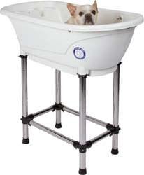 8. Flying Pig Pet Dog Cat Washing Shower Grooming Portable Bath Tub