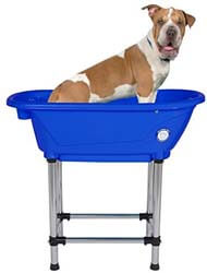 6. Flying Pig Pet Dog Cat Portable Bath Tub