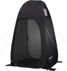 4. KingCamp Pop Up Shower Tent Privacy Shelter Dressing Changing Room