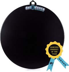 1. dot2dance, Genuine Brand, Authentic Marley Portable Dance Floor