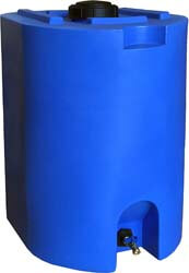 1. WaterPrepared - Emergency Water Barrel Container