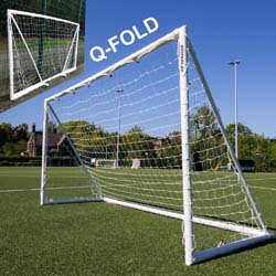 3. QuickPlay Q-Fold | The 30 Second Folding Soccer Goal for Backyard
