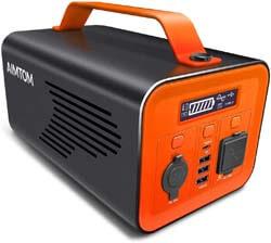 4. AIMTOM 230Wh Portable Power Station