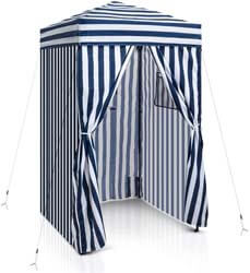 3. EAGLE PEAK Flex Ultra-Compact 4'x4' Pop-up Changing Room Canopy