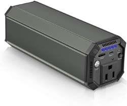 8. Sikon AC Outlet Portable Laptop Power Bank