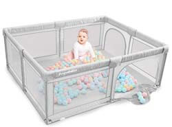 5. ANGELBLISS Baby playpen, Playpens for Babies