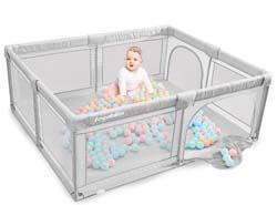 5. ANGELBLISS Baby playpen, Playpens for Babies
