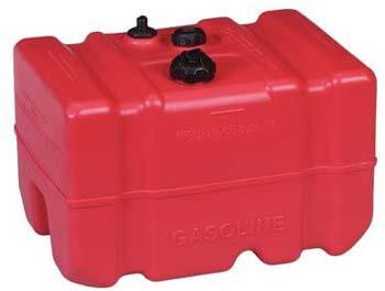 6. Moeller Portable Fuel Tanks, Sight Gauge, Seamless, EPA Compliant