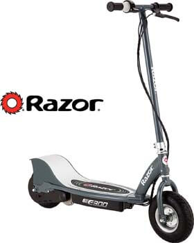 8. Razor E300 Electric Scooter