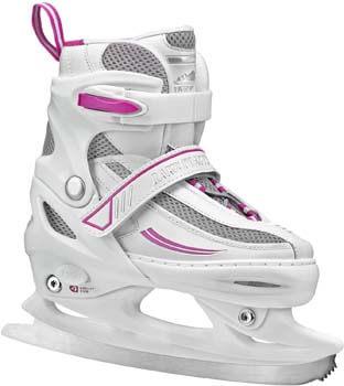 2. Lake Placid Summit Girls Adjustable Ice Skate