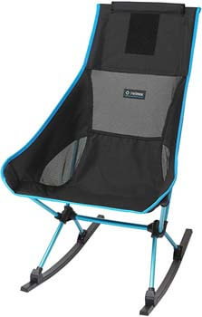 10. Helinox Chair Two Rocker Lightweight, Compact, Collapsible, Camping Rocking Chair
