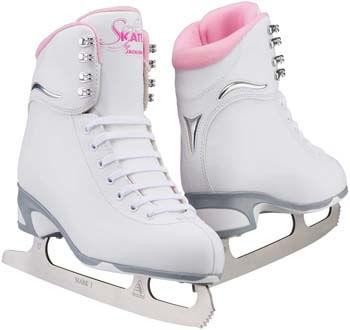 3. Jackson Ultima Finesse Women's/Girls Figure Skate
