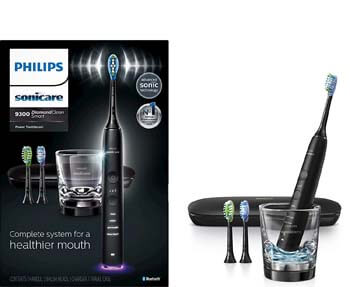 9. Philips Sonicare DiamondClean Smart 9300 Rechargeable Electric Toothbrush