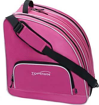2. TOPOWN Ice Skate Bag Roller Skates Bag