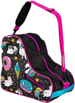 5. Pacer Skate Shape Bags - Great for Quad Roller Skates or Inlines