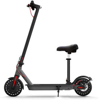 7. Hiboy S2 Electric Scooter with Seat