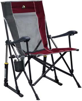 4. GCI Roadtrip Rocking Chair Outdoor