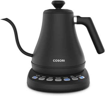 1. COSORI Electric Gooseneck Kettle