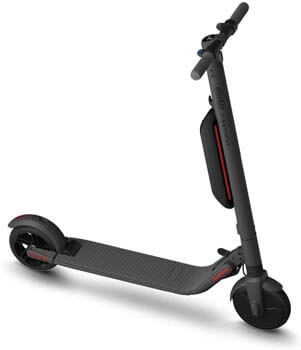 4. Segway Ninebot ES4 Electric Kick Scooter