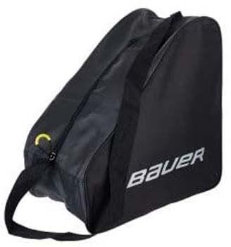 10. Bauer Skate Bag, Black