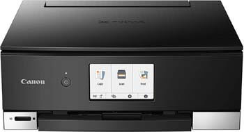 6. Canon TS8320 All In One Wireless Color Printer For Home