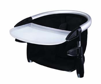 10. phil&teds Lobster Clip-On Highchair